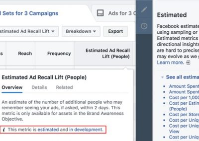 Facebook's Removing a Range of Ad Metrics and Adding New Data Labels for Context