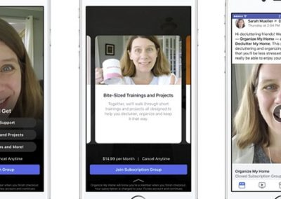 Facebook's Testing a New Way for Group Admins to Charge for Access to Exclusive Content