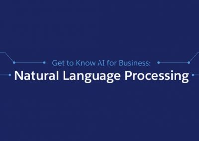 Get to Know AI for Business: Natural Language Processing [Infographic]