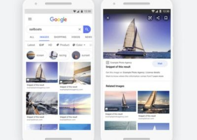 Google Adds New Labels to Images to Make it Easier to Find Visuals You Can Legally Use