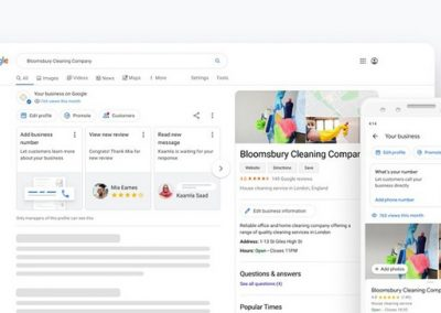 Google Adds New Options to Edit Your Google My Business Profile Direct from Search and Maps