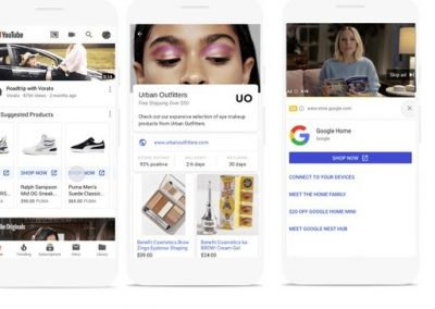 Google Adds New Visual Ad Options for YouTube and Google Images