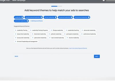 Google Adds Quick Insights on Ad Performance and 'Keyword Themes' for Ad Targeting