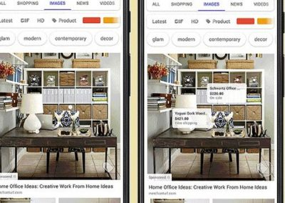 Google Announces New Shopping Ads on Google Images