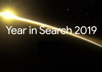 Google Launches 2019 Listing of Key Search Trends