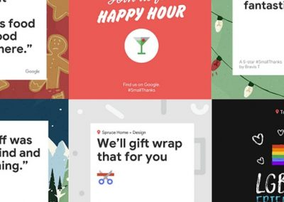 Google Launches New Social Post Options to Promote Business Reviews and Offers