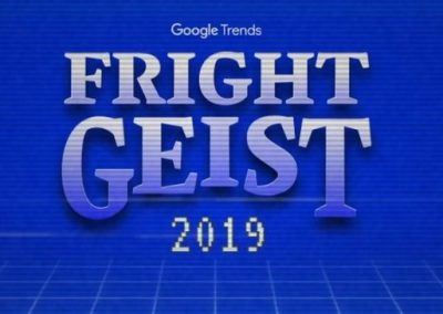 Google Outlines Latest Halloween Search Trends with 'Frightgeist'