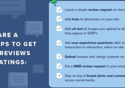 Google SEO Tips: 8 Steps to Optimize Your Google My Business Listing [Infographic]