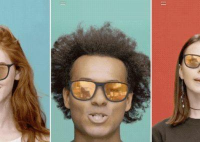 Google's Adding New, Advanced AR Masks to YouTube Stories