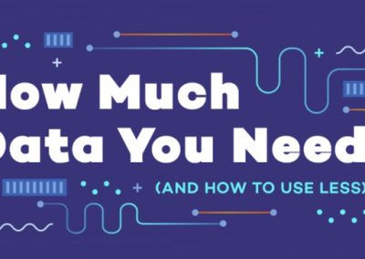 How Much Data are You Using – and How Can You Use Less? [Infographic]