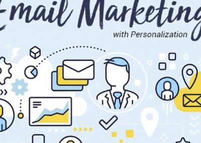 How to Amplify Your Email Marketing with Personalization [Infographic]