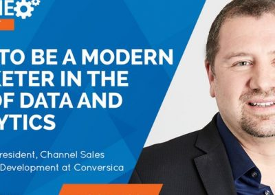 How to be a Modern Marketer in the Age of Data And Analytics