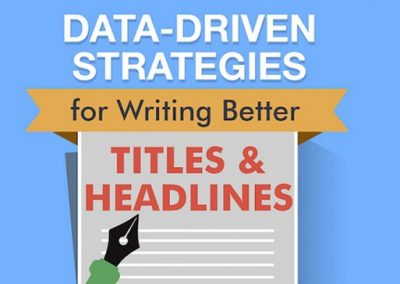 How to Craft Epic Blog Titles Which Increase Traffic and Convert Visitors [Infographic]