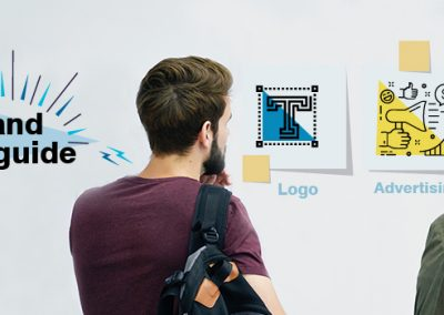 How to create your company's brand style guide