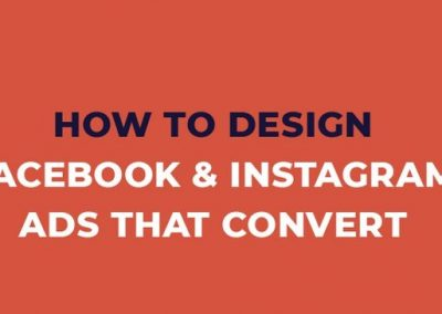 How to Design Compelling Facebook and Instagram Ads That Convert [Infographic]