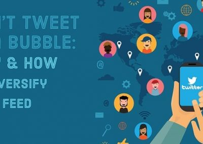 How to Diversify Your Twitter Feed – and Why You Should