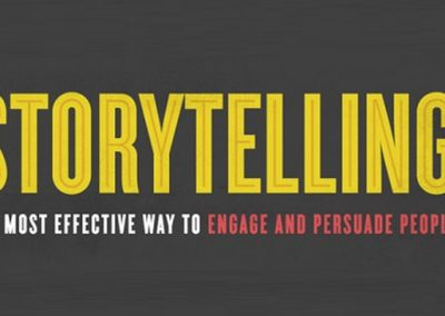 How to Engage and Persuade Your Audience Through the Power of Storytelling [Infographic]