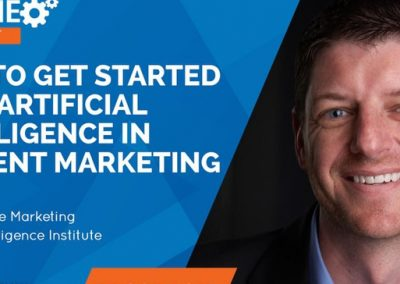 How to Get Started with Artificial Intelligence in Content Marketing