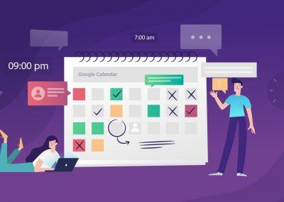 How to maximize the effectiveness of Google Calendar