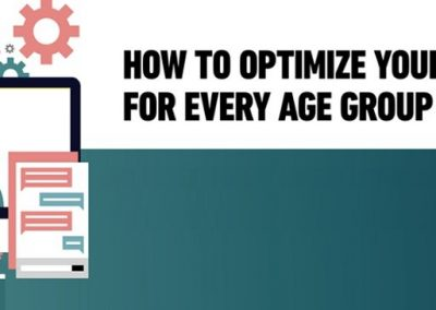 How to Optimize Your Content for Every Age Group [Infographic]