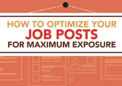 How to Optimize Your Job Posts for Maximum Exposure [Infographic]
