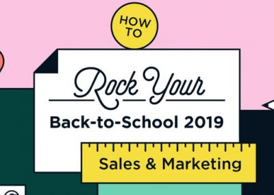 How to Rock Your Back to School Marketing Campaign [Infographic]