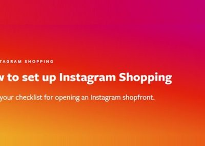 How to Set Up Instagram Shopping [List]