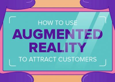 How to Use Augmented Reality to Revolutionize Your Marketing Strategy [Infographic]