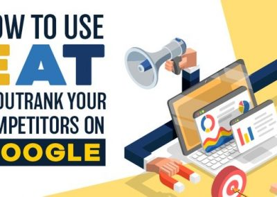 How to Use EAT to Outrank Your Competitors on Google [Infographic]