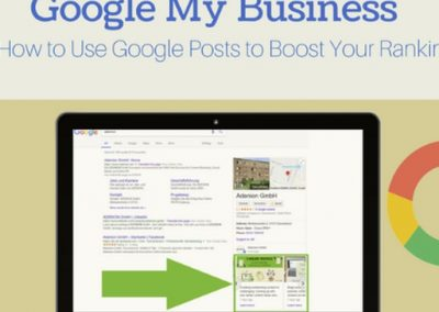 How to Use Google Posts to Get More Traffic and Social Engagement [Infographic]