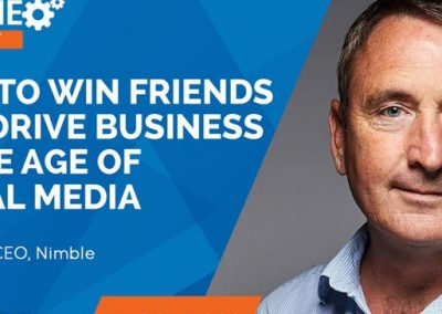 How to Win Friends and Drive Business in the Age of Social Media