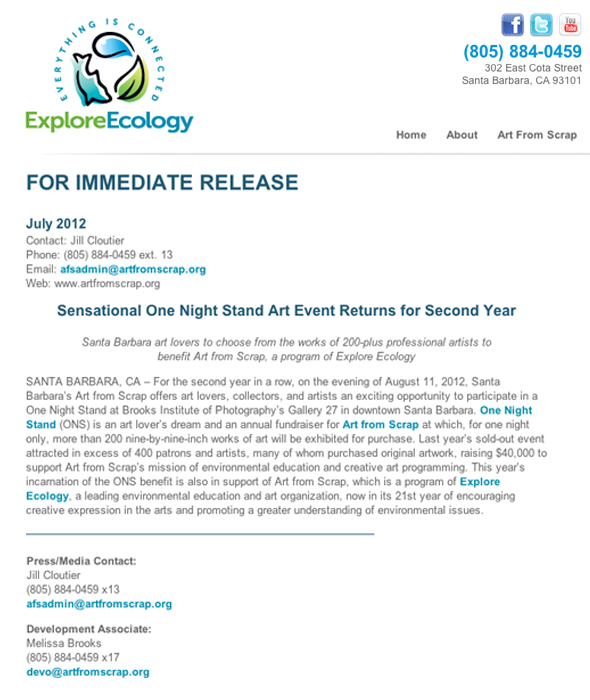 , How to write a perfect press release?, TornCRM
