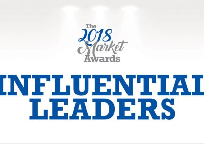 Influential Leaders in CRM: The CRM Market Awards 2018