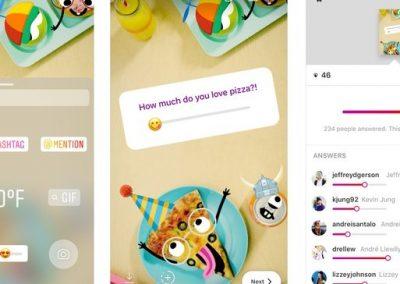 Instagram Adds New 'Emoji Slider' Polling Option for Instagram Stories