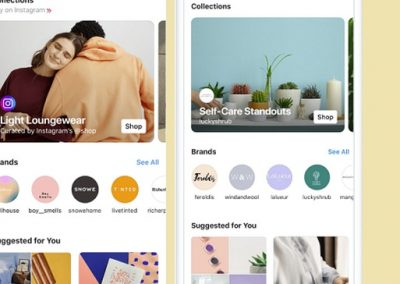 Instagram Adds New 'Shop' Tab in Explore, the Next Stage of On-Platform Shopping