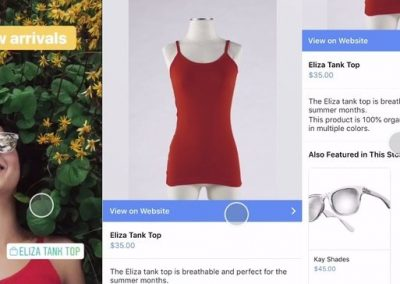 Instagram Adds New Shopping Tags Within Instagram Stories