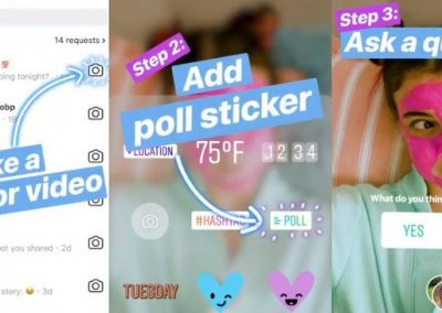 Instagram Adds Private Polls to Direct Messages