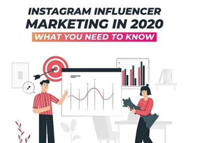 Instagram Influencer Marketing in 2020 – What You Need to Know [Infographic]