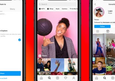 Instagram Launches its TikTok-Like 'Reels' Functionality in 50 New Regions