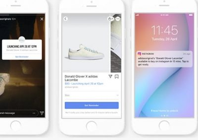 Instagram Launches Product Launch Reminder Stickers and Tags to Capitalize on Audience Interest