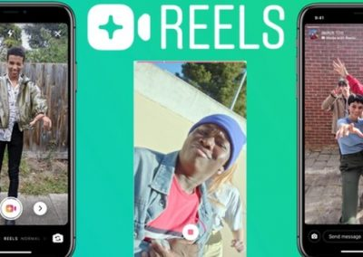 Instagram Launches TikTok-Like 'Reels' Functionality in India