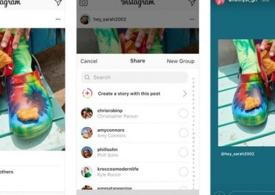 Instagram Officially Launches Ability to Re-Share User Posts in Stories