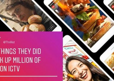 Instagram Provides IGTV Tips Based on the Success of Thrillist [Infographic]