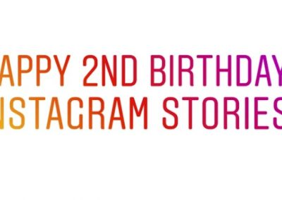 Instagram Stories Two Years On [Infographic]