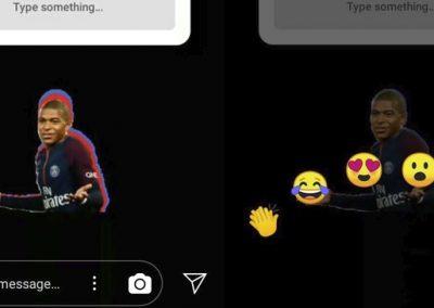 Instagram's Adding 'Reactions' Style Quick-Response Emojis to Instagram Stories