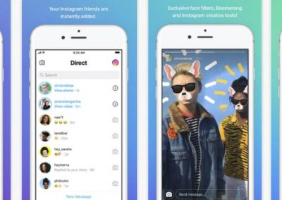 Instagram's Looking to Split Direct Messages into a Separate App, Called 'Instagram Direct'