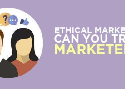 Is Ethical Marketing Extinct?