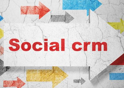 Its Time to Deploy, not Dabble with, Social CRM