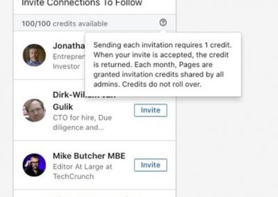 LinkedIn Adds New Analytics Tools for Company Pages, New Process to Limit Page Follow Invites
