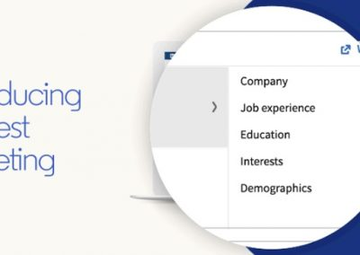 LinkedIn Adds New Interest Targeting Options for Ad Campaigns
